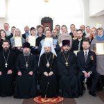 Состоялся 42-й выпуск отделения звонарей Минского духовного училища