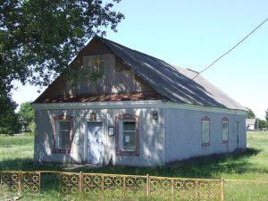 Храм у вёсцы Языль. 2006 г.