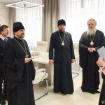 Духовные школы Витебской епархии посетила комиссия Белорусского Экзархата