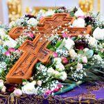 Урок в воскресной школе на Крестопоклонную неделю