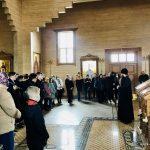 Епископ Слуцкий и Солигорский Антоний встретился с учащимися средних школ