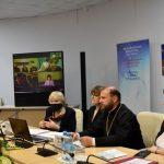 Состоялось заседание Координационного совета по библиотечной деятельности Синодального ОРОиК