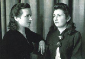 Уладзіслава і Ізабэла Данілеўскія.