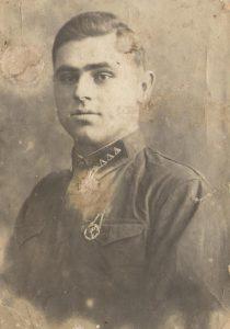 Юзаф Забродскі. 1936 г.