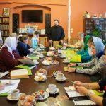 В Туровской епархии проходит семинар-практикум для преподавателей Основ православной культуры и учителей воскресных школ