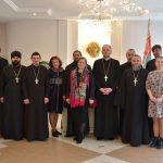 В Борисовском ЗАГСе состоялась встреча, посвященная Международному Дню семьи и благоверному князю Александру Невскому