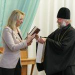 Председатель Синодального отдела по сотрудничеству со светскими учреждениями образования посетил Гомельскую епархию