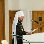 Приветственное слово митрополита Вениамина участникам конференции «Духовное возрождение общества и православная книга»