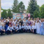 В Гомеле прошел Пасхальный бал для православной молодежи