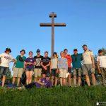 Православные скауты Гродно совершили велопробег памяти трагических событий начала Великой Отечественной войны