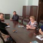Состоялось первое заседание Редакционно-издательской комиссии по подготовке изданий житий белорусских святых для воскресных школ