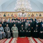 В Минской духовной семинарии прошли выпускные торжества