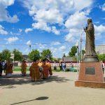 5 июня состоялись торжества в честь преподобной Евфросинии Полоцкой