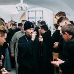 Патриарший Экзарх посетил Минскую духовную семинарию