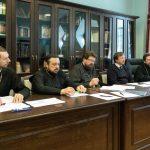 Состоялось совещание ректоров и проректоров духовных учебных заведений Белорусского Экзархата
