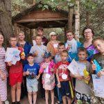 Завершилась смена в детском православном поселении «Отрада»