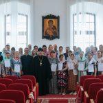 В Минской духовной семинарии завершились занятия Летнего богословского института