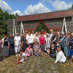 Могилевчане приняли участие в выездном заседании творческой мастерской «Духовность – основа активного долголетия»