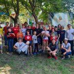 В Гомельской епархии завершился семейный слет для воспитанников воскресных школ и их родителей