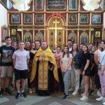 В Новогрудском благочинии прошел молодежный слет в честь святого благоверного Александра Невского