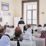 Планы сотрудничества со светскими учреждениями образования  в новом учебном году обсудили в Новогрудской епархии