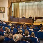 Доктор политических наук А.В. Щипков выступил с лекцией в Минской духовной академии