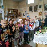 Август в православном лагере