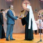 Патриарший Экзарх посетил БГМУ и поздравил будущих врачей с Днем знаний