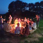 Завершилась певческая смена в лагере «Святая Русь»
