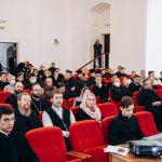 В МинДС прошла конференция, приуроченная ко дню памяти преподобномученика Серафима Жировичского