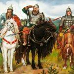 Все святые любили свой народ и свое Отечество