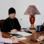 Состоялась встречапредседателя Синодального отдела религиозного образования и катехизации БПЦ епископа Борисовского и Марьиногорского Вениамина с представителями Методического объединения православных библиотекарей.