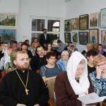Конференция «Духовное возрождение общества и православная книга» прошла в Центральной библиотеке Белорусского Экзархата