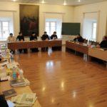 Состоялось заседание Синодального отдела религиозного образования и катехизации