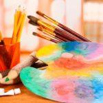 Уроки рисования в молодежном центре «ОКТОПУС»