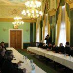 Вопросы православной миссии и катехизации в условиях современного светского государства были рассмотрены на круглом столе «Религиозное образование в странах СНГ и Балтии»