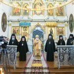 Преосвященнейший Вениамин, епископ Борисовский и Марьиногорский принял участие в торжествах по случаю Актового дня Минской духовной семинарии
