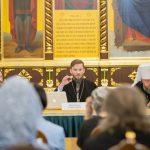 Подведение итогов и изучение перспектив развития деятельности воскресных школ состоялось в рамках XXV Международных Рождественских образовательных чтений в Москве