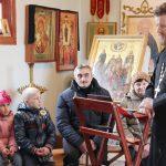 Медиа презентация «День православной книги» прошла в Зеленоборском храме