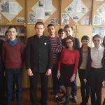 Студенты Минской Духовной Семинарии проводят уроки по духовно-нравственному воспитанию в школах г. Слонима