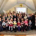 В Москве дипломы воспитателей семейных детских садов вручили многодетным мамам
