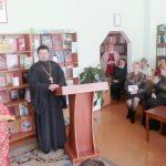 В епархиальной библиотеке при Свято-Михайловском кафедральном соборе г. Лиды состоялся семинар с участием сотрудников приходских и публичных библиотек