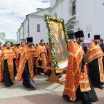 Патриарший Экзарх возглавил торжества в честь дня памяти равноапостольных Мефодия и Кирилла и Дня славянской письменности и культуры
