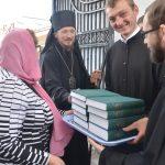 Встреча Преосвященнейшего Вениамина с сотрудниками библиотек в День славянской письменности и культуры