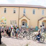 Стартовал Первый международный церковный вело-марафон «Бескрайние просторы веры»
