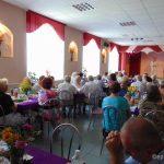 Встреча со священником состоялась в светлогорском Клубе пожилых людей «Крынiца»