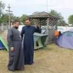 Летний православный лагерь «Горлица» открыт в Туровской епархии