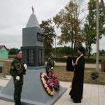 В Витебской области состоялся митинг памяти неизвестного солдата, погибшего в годы Великой Отечественной войны