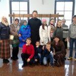 В воскресной школе при кафедральном соборе г. Солигорска открылся кружок колокольного звона