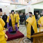 Торжественным молебном пред началом всякого доброго дела открылись Третьи Белорусские Рождественские чтения